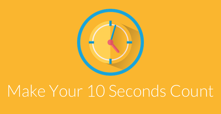 How to Reduce Website Bounce Rate and Make Your First 10 Seconds Count